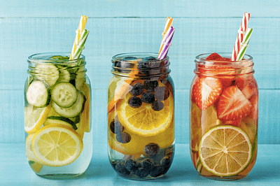 Water with Fruit for Cardiac Health